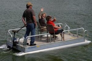 best mini pontoon boat manufacturers Hotwoods