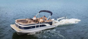 top saltwater pontoon boat manufacturers bennington
