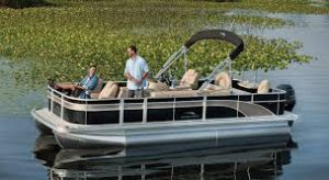 Fishing Pontoon Boat