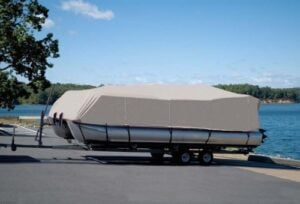 Pontoon Boat Covers