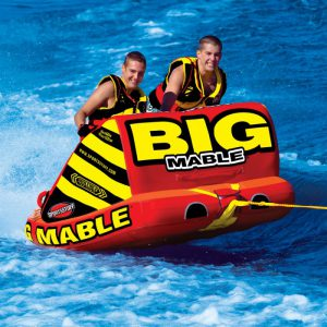 Best Pontoon Towable Tubes Big Mable 2 Person