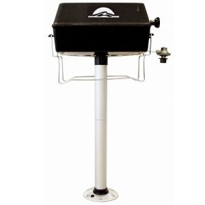 springfield pontoon boat grill