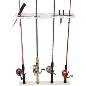 Best Fishing Rod Holders for Pontoon Taco Marine Deluxe Rack