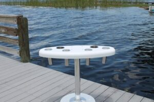 Best Fishing Rod Holders for Pontoon Rough Water Products Rocket Launcher