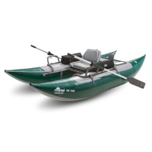 best one man pontoon boat outcast fish cat panther