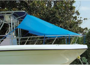 Pontoon Boat Canopy Enclosures Bimini Tops T Top Bow Shade