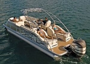 top saltwater pontoon boat manufacturers