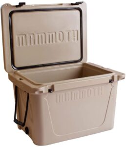 pontoon best coolers Mammoth Coolers Ranger