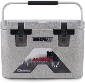 pontoon best coolers Siberian Coolers Alpha Pro Series