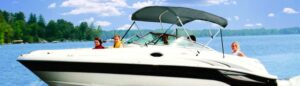 Pontoon Boat Canopy Enclosures Bimini Tops Taylor Made