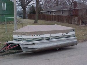 pontoon boat covers with snaps Permatop